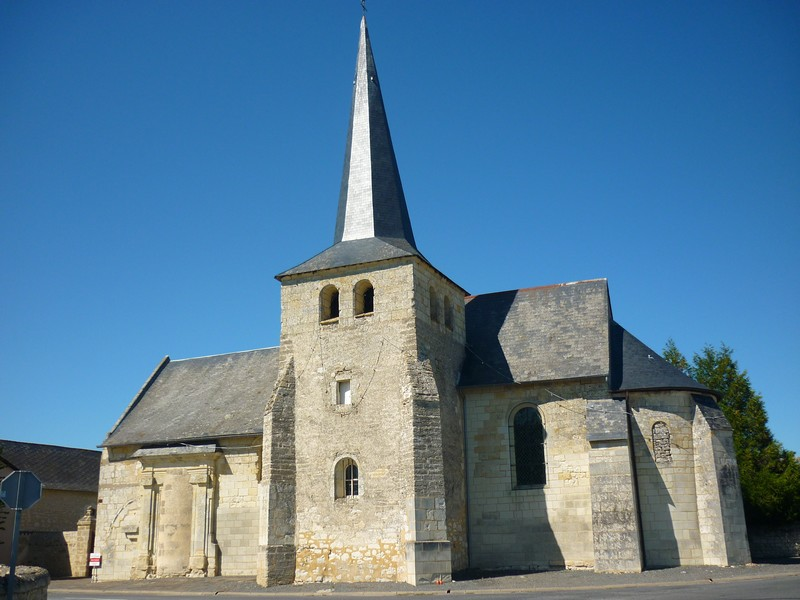 Église Saint-Laurent