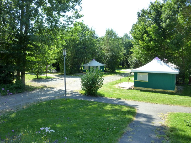 Camping La Fritillaire - Emplacement