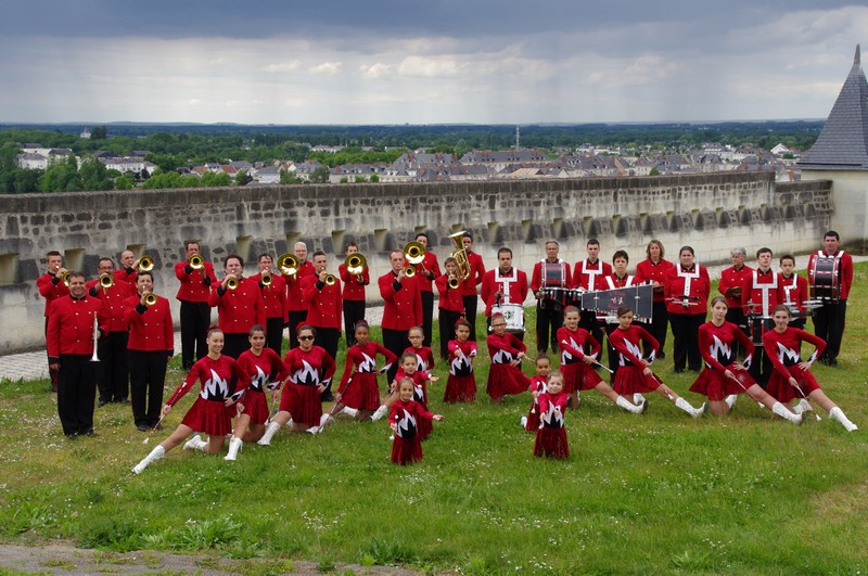 Dorset Youth Marching Band