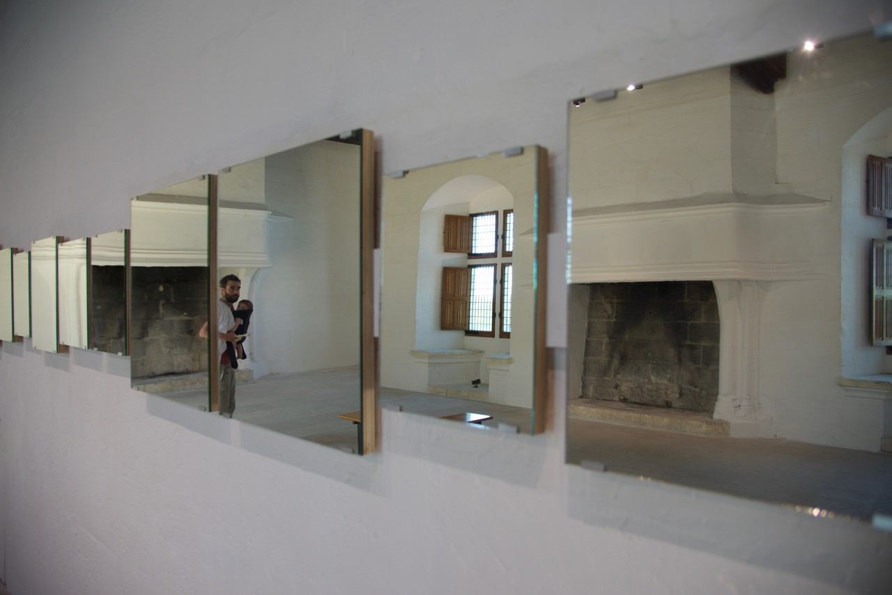 "Art & Language - ""Mirror Piece"" © P. Fraboulet"
