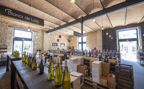 BOUTIQUE & BAR A VINS LE DOUBLE V
