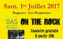 01/07 : CONCERTS GAS ON THE ROCK A BAGNEUX