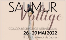 Du 29/03 au 01/04 : CONCOURS DE VOLTIGE INTERNATIONAL OFFICIEL 3* À SAUMUR