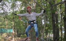 SAUMUR FOREST AVENTURES : ACCROBRANCHE, LASER GAME, PAINTBALL ET TROGLOLASER